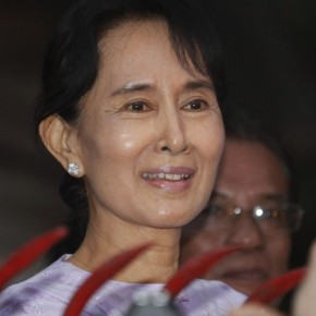 Cambodia sees Suu Kyi release as positive step
