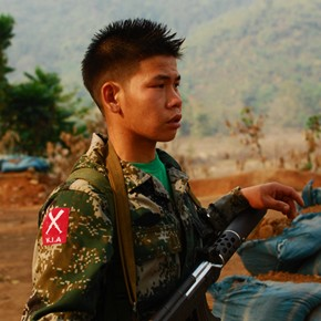 Myanmar Ethnic Clashes Put Spotlight on China
