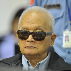 Khmer Rouge No. 2 gives insight to his role in Cambodia's 'killing fields'