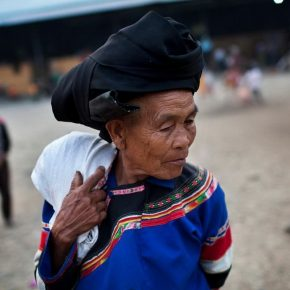 Myanmar by-elections a hard sell in Kachin conflict zone