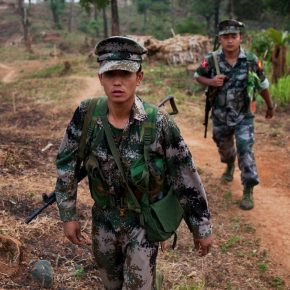 How The Optimism About Burma is Subverted By Its Never-Ending Civil War