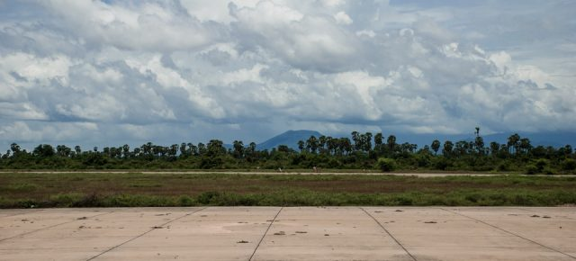 China stirs up ghosts of Khmer Rouge airport project