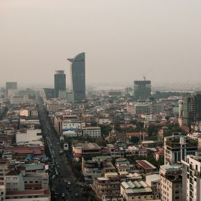 As a frontier economy booms, Cambodia's capital rises