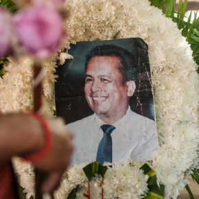 Activist murder heightens political tensions in Cambodia