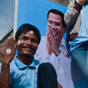 Cambodian Democracy Makes Its Last Gasps