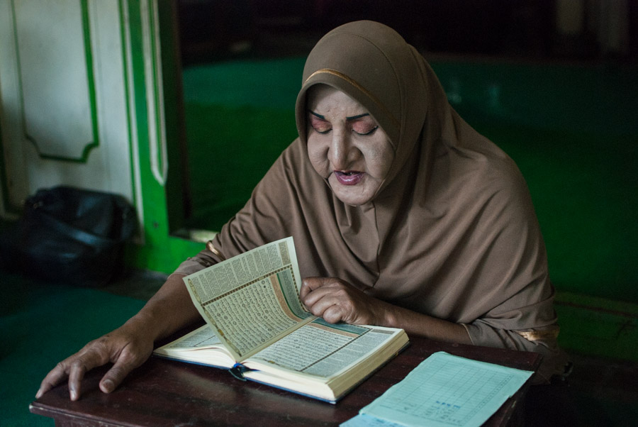 Allah doesn't care if you are transgender': the Indonesian