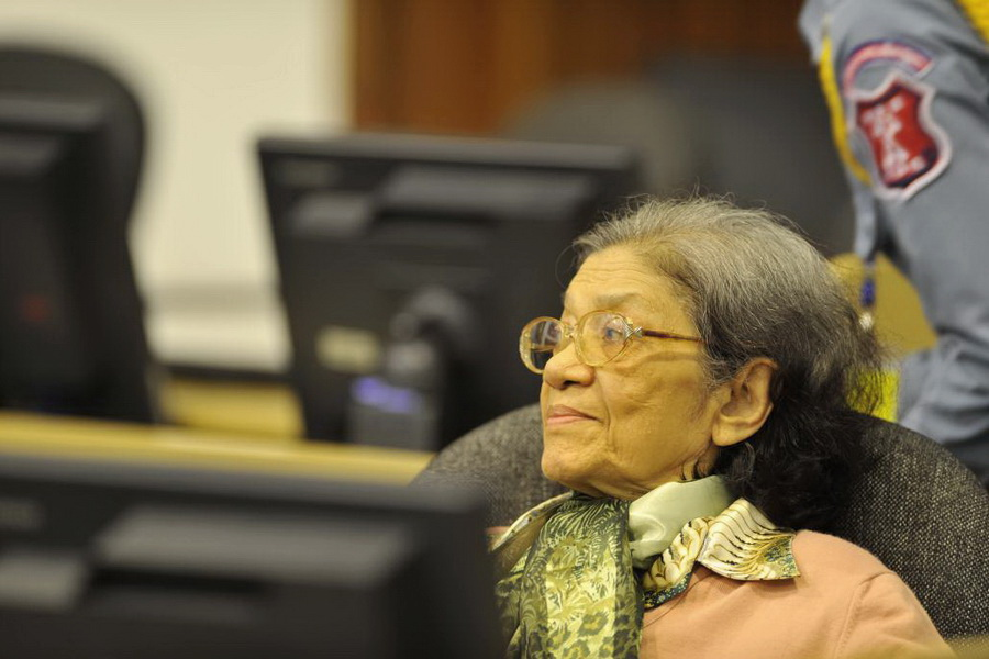 Khmer Rouge\'s \'first lady,\' charged with genocide, dies at 83 ...